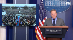 White House Blasts Media Over Inauguration Coverage