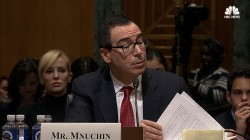 Mnuchin: 'I Earnestly Feel Terrible' for Any Foreclosure Mistakes
