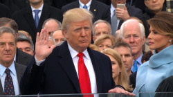 Watch Donald Trump Take the Presidential Oath of Office