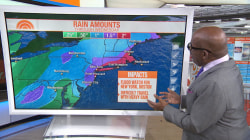 Nor'easter packs powerful winds that will affect tens of millions