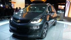 Detroit Auto Show: Spotlight on Chevy Bolt amid focus on economic policy