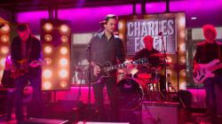 Charles Esten (Deacon on 'Nashville') debuts new song 'Buckle Up' on TODAY