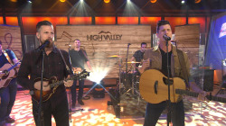Watch High Valley perform 'Make You Mine' live on TODAY