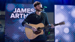 Watch James Arthur sing 'Say You Won't Let Go' live on TODAY