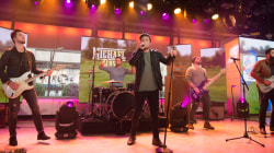 Michael Ray performs his new hit  'Think a Little Less' live on TODAY