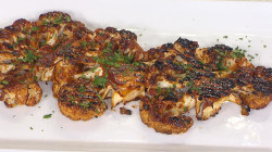 Delicious ways to swap meat for veggies: Cauliflower BBQ steak and more
