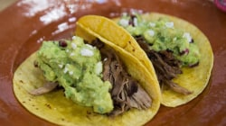 Pomegranate short ribs and guacamole tacos: Try Pati Jinich's recipe