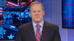 Sean Spicer on Donald Trump's healthcare plans, John Lewis' comments, CIA director