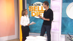 Dr. Travis Stork from 'The Doctors' share tips for losing belly fat