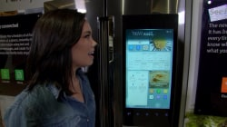 A fridge that listens, TVs slimmer than an iPhone, and more high tech from CES