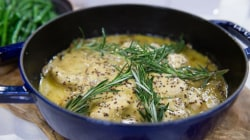 Honey rosemary chicken and potato casserole: Get the 1-pot recipe!