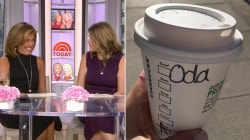 Hoda becomes 'Oda': Starbucks coffee cup misspellings