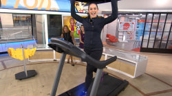 Give It Away: Hoda and Jenna reveal lucky winners of NordicTrack treadmills