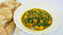 Lentil sweet potato kale stew: Try 'NCIS' star Jennifer Esposito's recipe