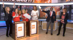 Who said it? Watch Al Roker quiz KLG and Hoda on crazy TODAY quotes