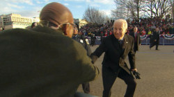 Who Knew: What did Al Roker do after he shook Joe Biden's hand at inaugural?