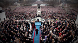 Watch the remarkable moments from Inauguration Day