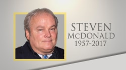 Life well lived: NYPD Detective Steven McDonald dies at 59