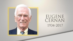 Life well lived: Eugene Cernan, last astronaut on the moon, dies at 82