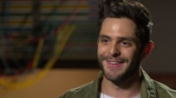 Thomas Rhett: Being nominated for a Grammy is a 'massive cherry on top' of a great year