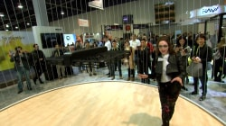See a camera drone that follows you and other futuristic tech at CES