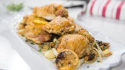6-ingredient oven-roasted chicken: Try Nancy Silverton's simple recipe