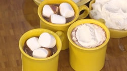 Nutella hot chocolate, warm cider, more: 5 recipe hacks to ease winter's chill