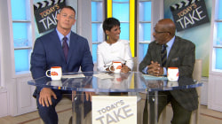 'Fierce Fashionista'? Tamron Hall considers what her wrestling name would be