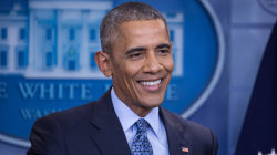 President Obama holds final press conference, hints about his future