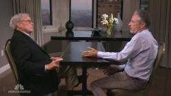 Tom Brokaw and Jon Stewart Discuss Their Thoughts on Social Media