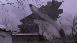 Cargo Jet Crashes During Landing Attempt