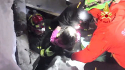 Children Rescued After 40 Hours Buried in Avalanche