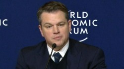 Matt Damon: 'Every 90 Seconds a Child Dies' for Lack of Clean Water