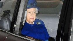 Queen Elizabeth II Returns to Church, and Spotlight