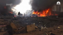 Tanker Explosion Kills 48 in Syrian Rebel-Held Town