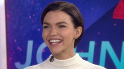 Ruby Rose on 'John Wick 2,' 'Pitch Perfect 3' and Trace Adkins' deep voice