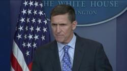 Michael Flynn resignation