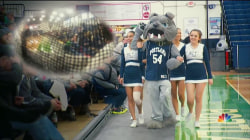 Inspiring America: How a Deaf High School Mascot Moves the Crowd to His Beat