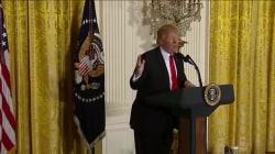 Joe: Trump is the first sore winner we've ever seen
