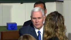 Vice President Pence, cabinet members set to meet allies in Germany
