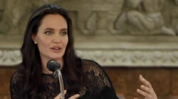 Angelina speaks out for the first time since split from Brad Pitt