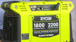 Give It Away: 5 lucky KLG and Hoda viewers win a Ryobi generator