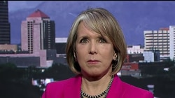Rep. Grisham: Left ICE meeting 'distressed' with many questions