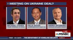 Pres. Trump's Lawyer Denies Delivering Russia-Ukraine Peace Plan