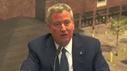 New York City Mayor Bill de Blasio questioned by federal prosecutors over campaign donations