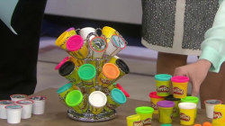 Play-Doh carousel, puzzle box, more: Toy organization hacks for parents