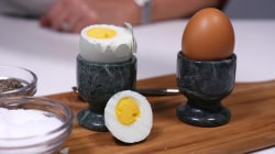 How to make Geoffrey Zakarian's perfect hard-boiled eggs