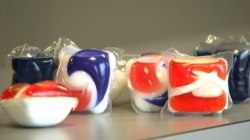 Detergent Packets Pose Danger For Children's Eyes