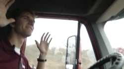 Self-Driving Semis Hit the Road in Texas