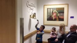 6-year-old rings victory bell on last day of chemo